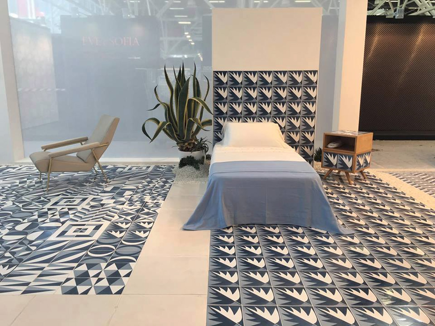 Crea idea casa gio ponti ceramica francesco de maio l - Gio ponti piastrelle ...
